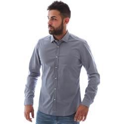 textil Hombre Camisas manga larga Gmf 961146/2 Azul