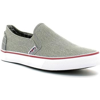 Zapatos Hombre Slip on Submariine London SML610054 Gris