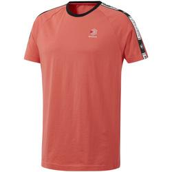 textil Hombre Camisetas manga corta Reebok Sport DT8145 Rosado