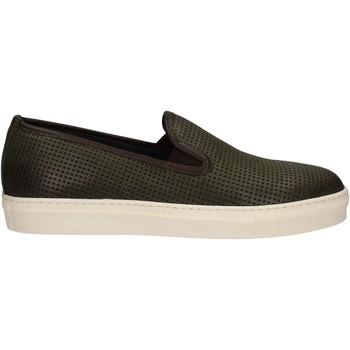 Zapatos Hombre Slip on Soldini 20137 K V06 Verde