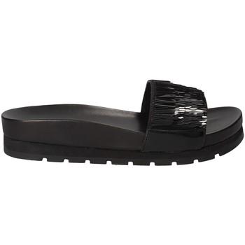Zapatos Mujer Zuecos (Mules) Apepazza MMI02 Negro