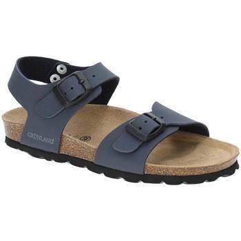 Zapatos Niño Sandalias Grunland SB0901 Azul