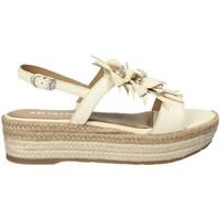 Zapatos Mujer Sandalias Apepazza BRB05 Blanco