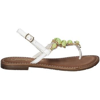 Zapatos Mujer Chanclas Gardini 1108754 Blanco