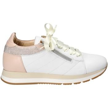 Zapatos Mujer Zapatillas bajas Exton E18 Blanco