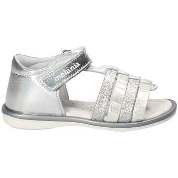 Zapatos Niños Sandalias Melania ME8173B8E.B Gris