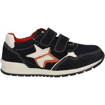 Zapatos Niños Zapatillas bajas Melania ME2092D7E.G Azul