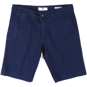 textil Hombre Shorts / Bermudas Sei3sei PZV132 8137 Azul