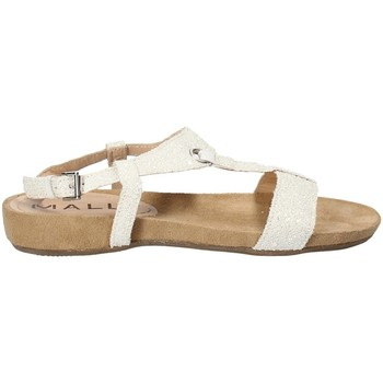 Zapatos Mujer Sandalias Mally 4681 Blanco