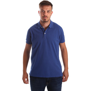 textil Hombre Polos manga corta Navigare NV82086 Azul