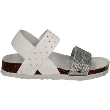 Zapatos Niña Sandalias Bionatura WANDA Blanco