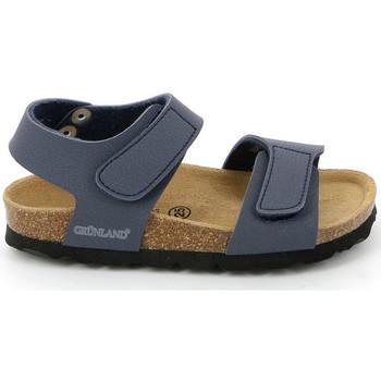 Zapatos Niños Sandalias Grunland SB0014 Azul
