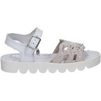 Zapatos Niña Sandalias Melania ME4047D7E.A Blanco