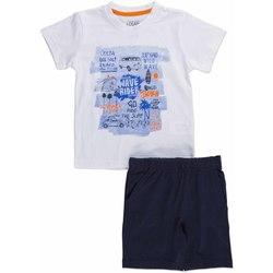 textil Niños Conjunto Losan 815-8045AC Blanco