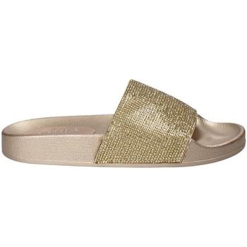 Zapatos Mujer Zuecos (Mules) Chiara Pacini C18E2506 Amarillo