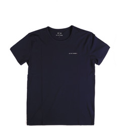 textil Hombre Camisetas manga corta Key Up 2G69S 0001 Azul