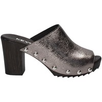 Zapatos Mujer Zuecos (Mules) Keys 5868 Gris