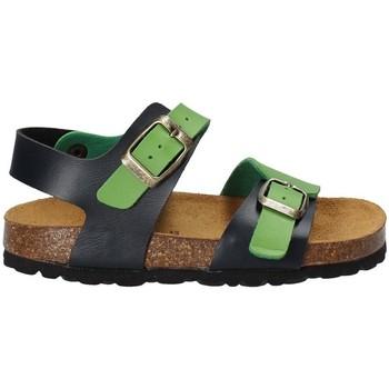 Zapatos Niños Sandalias Bamboo BAM-14 Verde