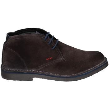 Zapatos Hombre Botas de caña baja Rogers 6037 Gris