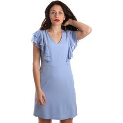 textil Mujer Vestidos cortos Gaudi 911FD15050 Azul