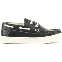 Zapatos Niños Zapatos náuticos Lumberjack SB28704 001 B01 Negro
