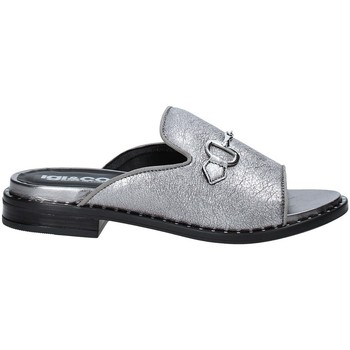 Zapatos Mujer Zuecos (Mules) IgI&CO 3184033 Gris