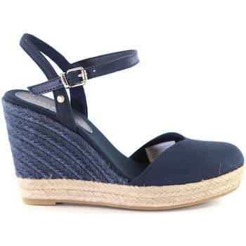 Zapatos Mujer Sandalias Tommy Hilfiger FW0FW04786 Azul
