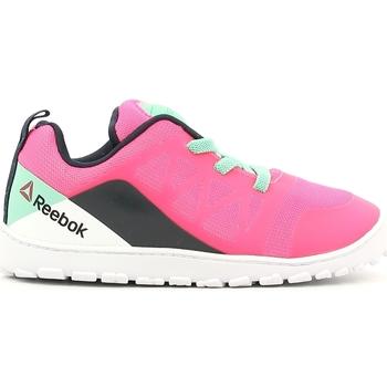 Zapatos Niños Zapatillas bajas Reebok Sport V72559 Rosado
