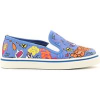 Zapatos Niños Slip on Chicco 01055478 Azul