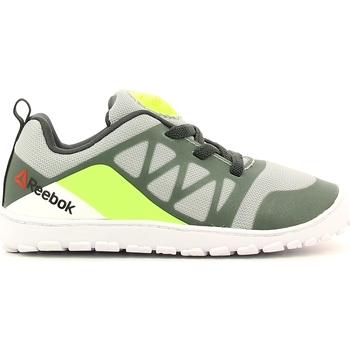 Zapatos Niños Zapatillas bajas Reebok Sport AQ8832 Gris