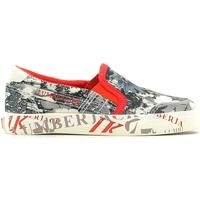 Zapatos Niños Slip on Lumberjack SB09105 003 C01 Gris