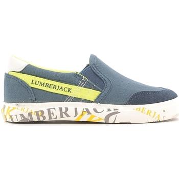 Zapatos Niños Slip on Lumberjack SB09105 003 N58 Azul