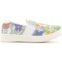 Zapatos Niños Slip on Crazy MK1063B6E.X Blanco
