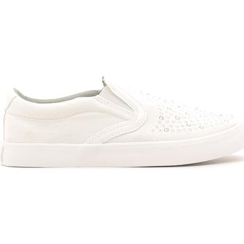 Zapatos Niños Slip on Lumberjack SG08105 002 C02 Blanco