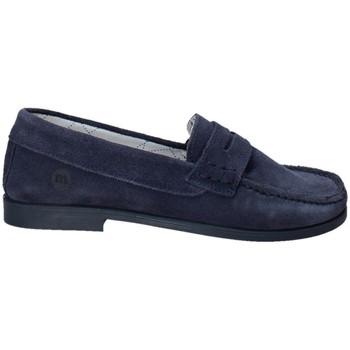 Zapatos Niños Mocasín Melania ME3608F6E.A2 Azul