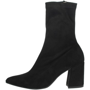 Zapatos Mujer Botines Pregunta IC9821C Negro