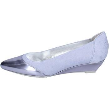Zapatos Mujer Bailarinas-manoletinas Hogan BK686 Azul