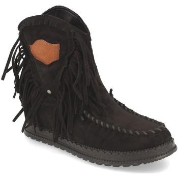 Zapatos Mujer Botines Ainy JH20-78 Negro