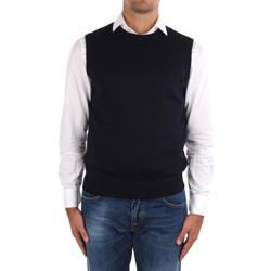 textil Hombre Chaquetas de punto La Fileria 14290 55168 Azul