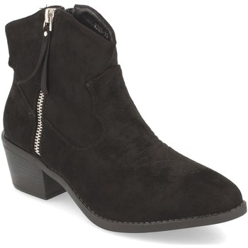 Zapatos Mujer Botines Festissimo Y328-23 Negro