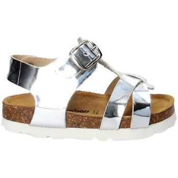 Zapatos Niña Sandalias Bamboo BAM-215 Gris