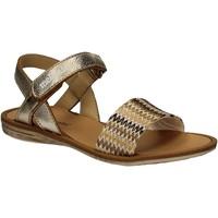 Zapatos Niña Sandalias Melania ME4074D7E.E Amarillo