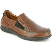Zapatos Hombre Mocasín Grunland SC4449 Marrón