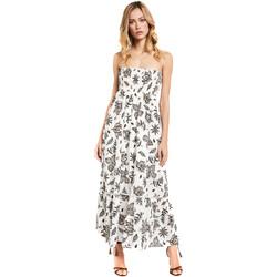 textil Mujer Vestidos largos Gaudi 011FD15004 Blanco