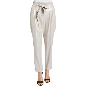 textil Mujer Pantalones Gaudi 011FD25031 Gris