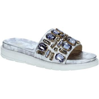 Zapatos Mujer Chanclas Byblos Blu 672101 Gris