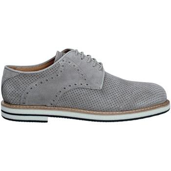 Zapatos Hombre Derbie Exton 671 Gris