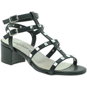 Zapatos Mujer Sandalias Pregunta IL68085-BB Negro