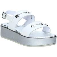 Zapatos Mujer Sandalias Susimoda 285625-01 Blanco