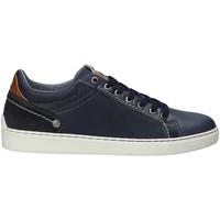 Zapatos Hombre Zapatillas bajas Wrangler WM91021A Azul